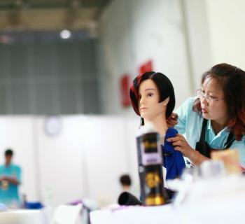 第五届全国残疾人职业技能竞赛四川代表团选手风采