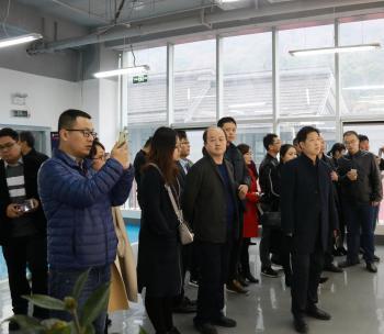 渭南市社会治理创新专题培训班全体学员到雅安市群团组织社会服务中心参访