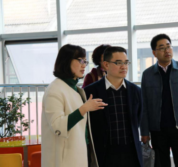 雅安市市委常委、宣传部部长刘全胜一行实地调研雅安市群团组织社会服务中心