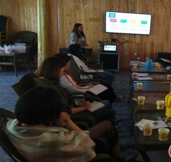 安全农家二期项目召开培训会