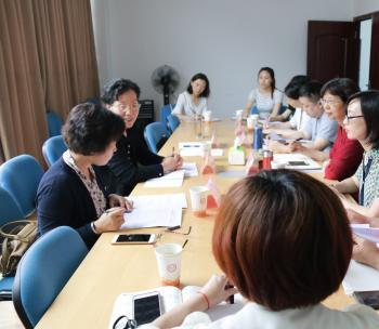 四川省妇联党组成员、纪检组长李凤琴一行调研雅安市群团组织社会服务中心