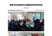 社会服务项目活动风采集锦第两百期