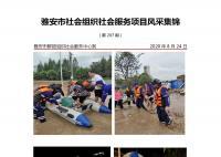 社会服务项目活动风采集锦第二百零七期