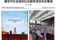 社会服务项目活动风采集锦第二百一十一期