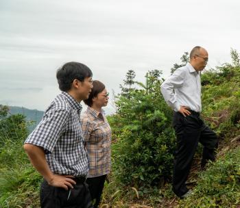市委常委王加良深入调研乡村振兴产业发展项目